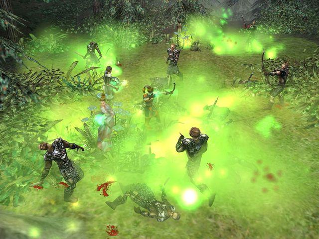games similar to Dungeon Siege