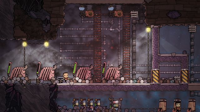 games similar to Oxygen Not Included
