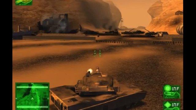games similar to Desert Thunder