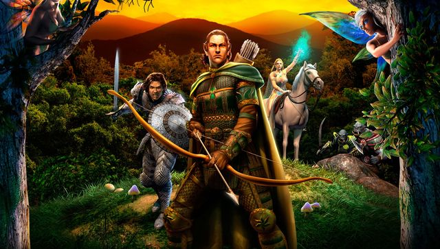 games similar to EverQuest II Free To Play. Your Way.
