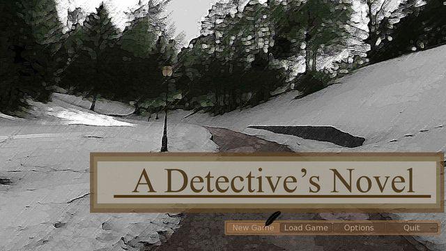 games similar to A Detective's Novel