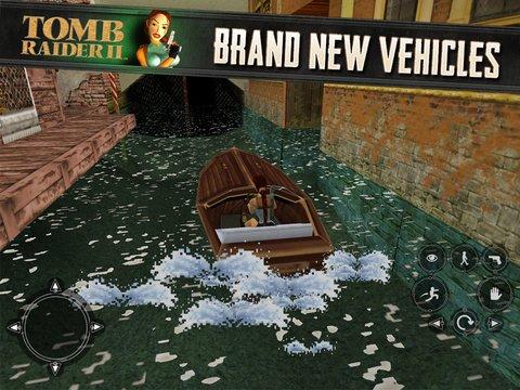 games similar to Tomb Raider II