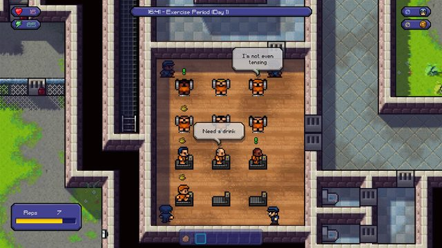 games similar to The Escapists: The Walking Dead