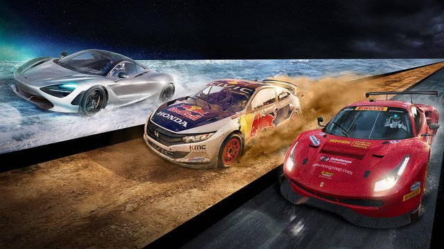 games similar to Project CARS 2