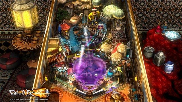 games similar to Pinball FX2