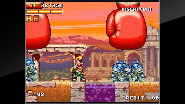 games similar to ACA NEOGEO SPIN MASTER