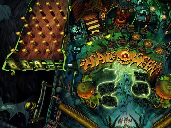 games similar to Halloween Pinball