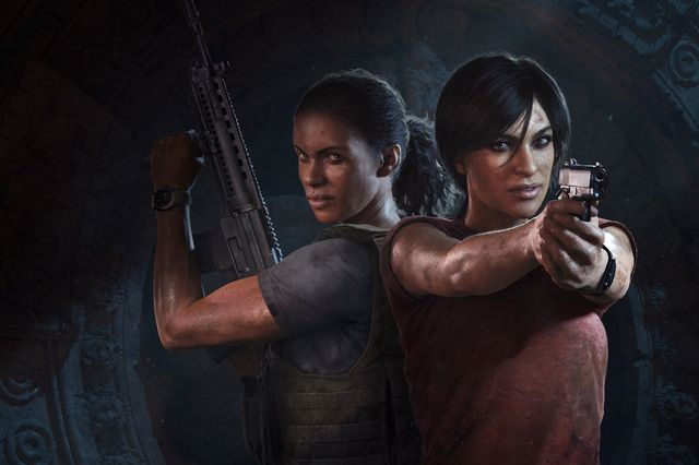 games similar to Uncharted: The Lost Legacy