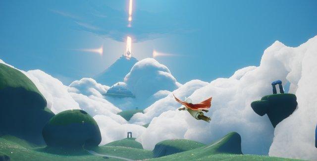 games similar to Sky: Children of the Light