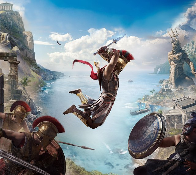 games similar to Assassin's Creed Odyssey