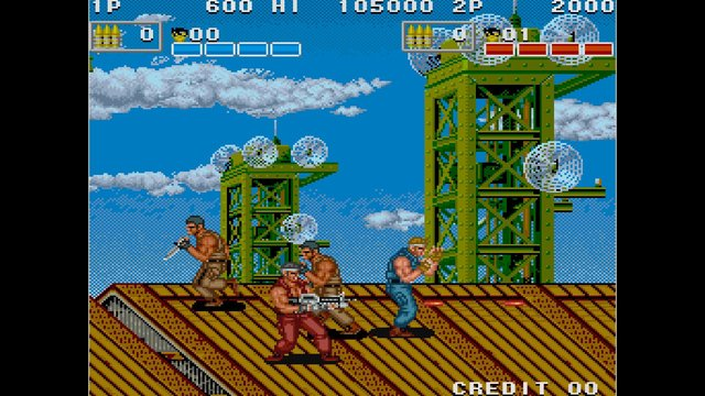 games similar to Arcade Archives P.O.W.  PRISONERS OF WAR