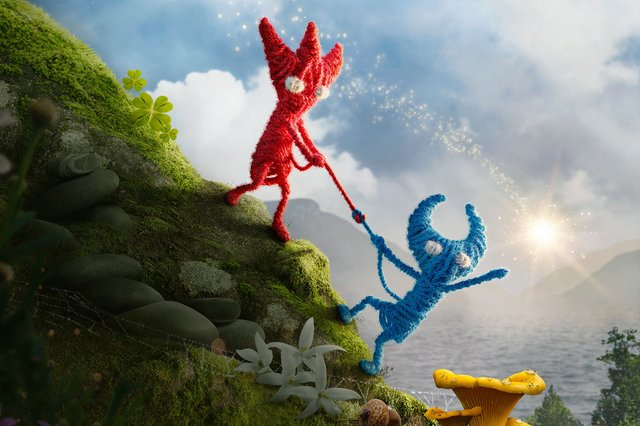 games similar to Unravel Two