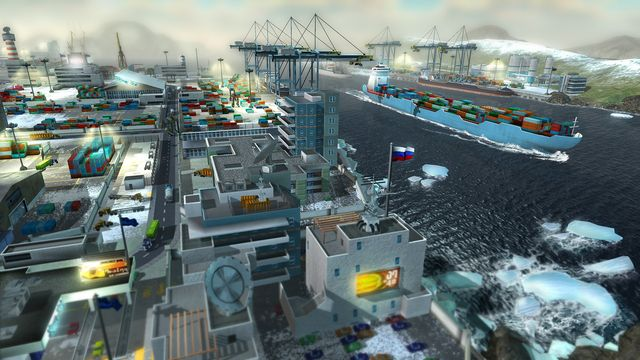 games similar to TransOcean: The Shipping Company