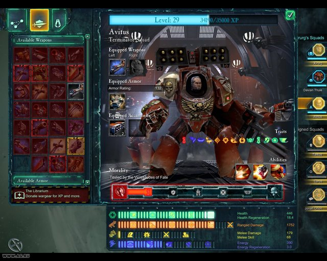 games similar to Warhammer 40,000: Dawn of War II Chaos Rising