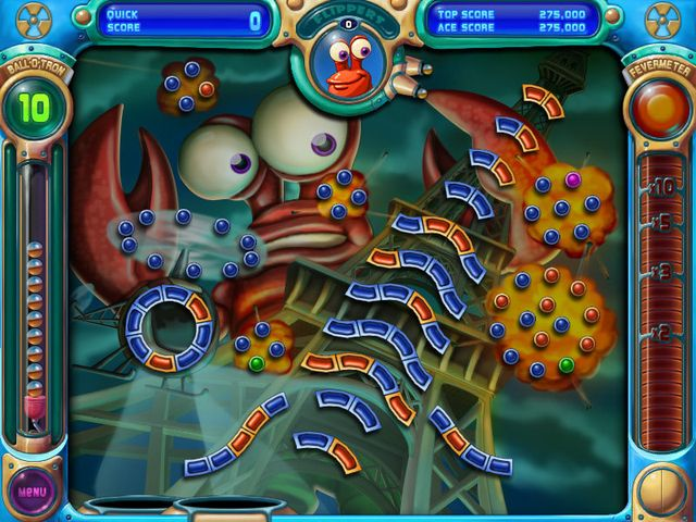 games similar to Peggle Nights