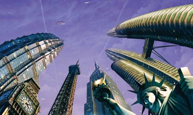 games similar to City Life: World Edition