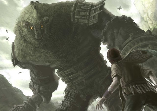 games similar to Shadow of the Colossus (2011)