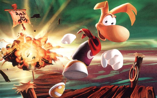 games similar to Rayman 2: The Great Escape