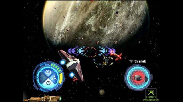 games similar to STAR WARS Starfighter