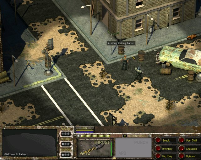 games similar to Project Van Buren