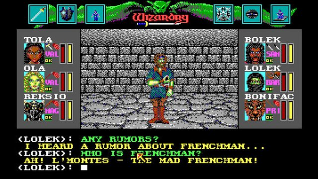 games similar to Wizardry 6: Bane of the Cosmic Forge