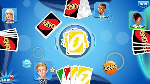 games similar to UNO & Friends