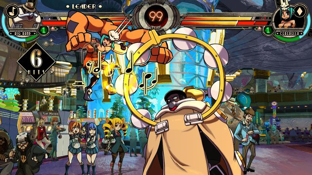 games similar to Skullgirls: Encore   Big Band