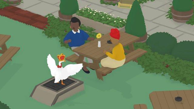 games similar to Untitled Goose Game