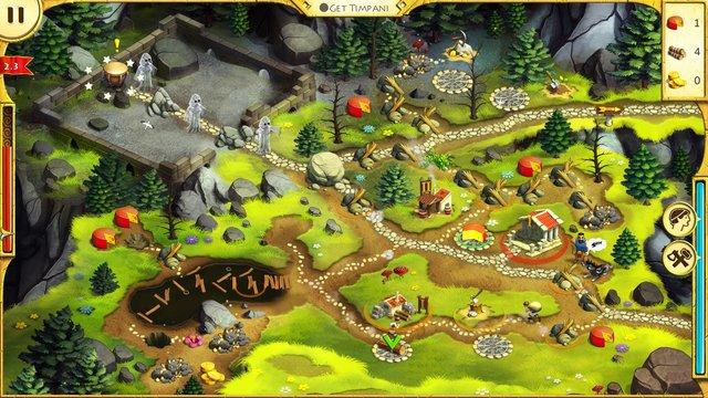 games similar to 12 Labours of Hercules II: The Cretan Bull