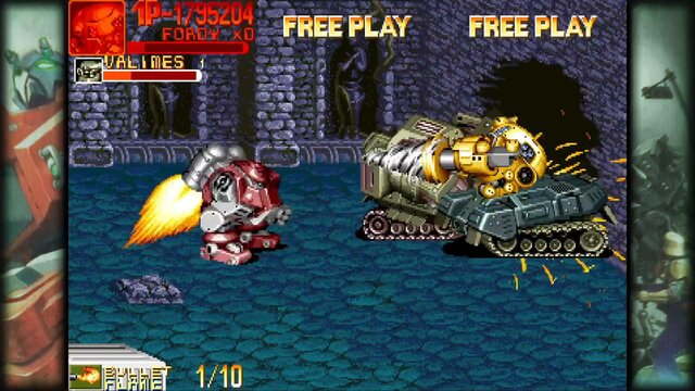 games similar to Armored Warriors