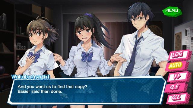 games similar to Kotodama: The 7 Mysteries of Fujisawa