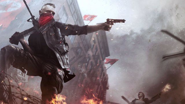 games similar to Homefront: The Revolution