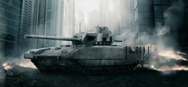 games similar to Armored Warfare