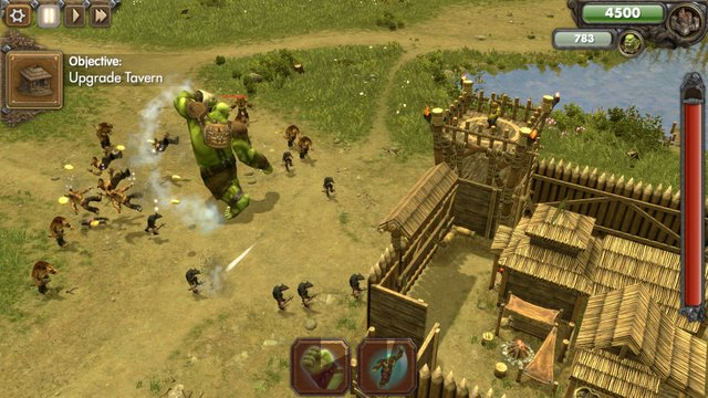 games similar to One Troll Army