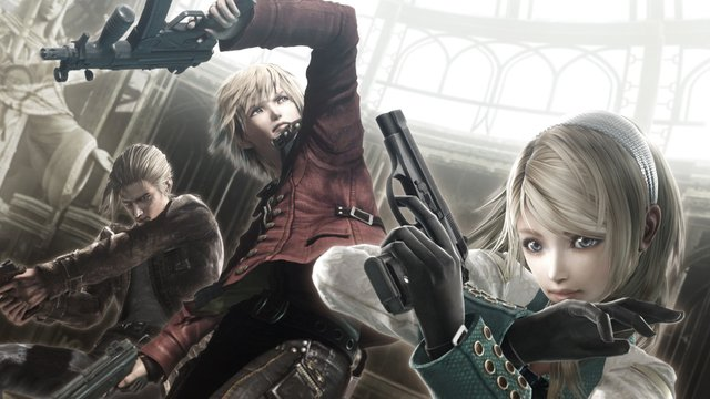 games similar to Resonance of Fate