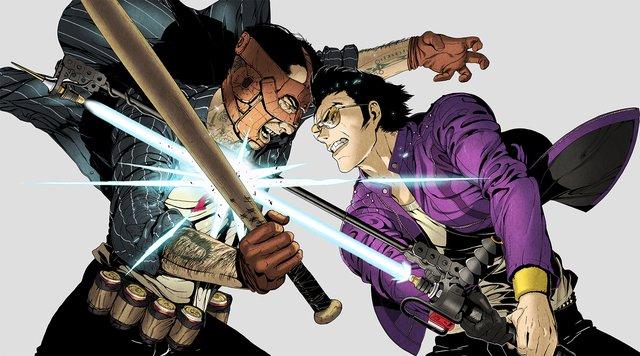 games similar to Travis Strikes Again: No More Heroes