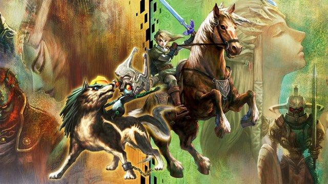 games similar to The Legend of Zelda: Twilight Princess