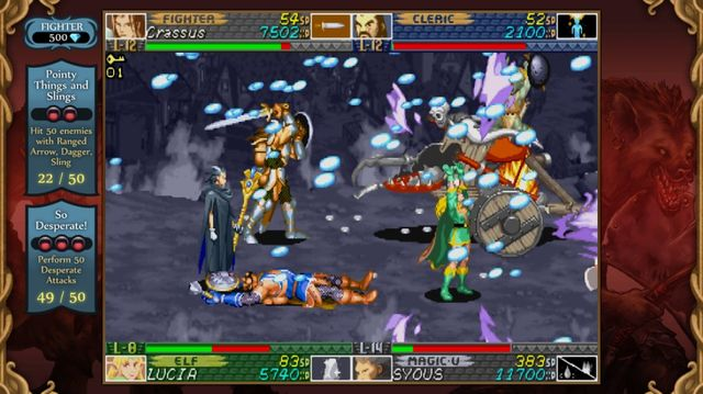 games similar to Dungeons & Dragons: Chronicles of Mystara
