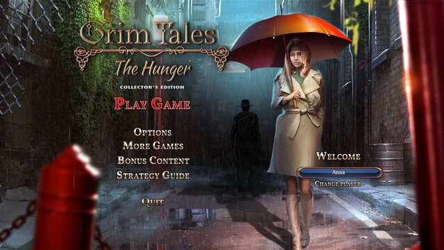 games similar to Grim Tales: The Hunger Collector's Edition