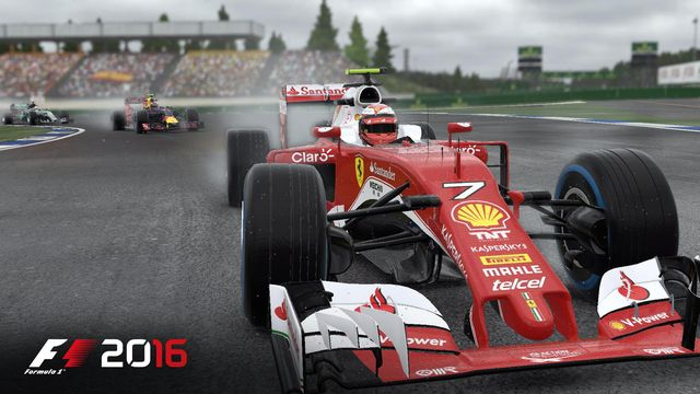 games similar to F1 2016