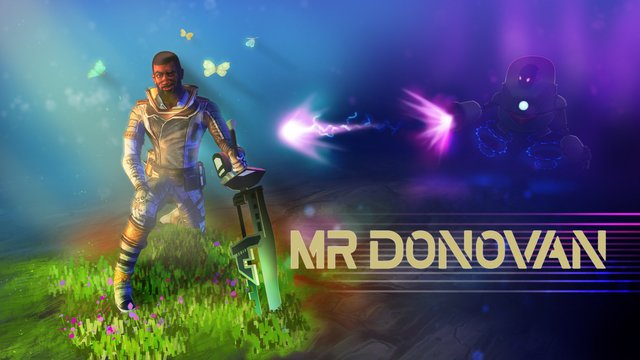 games similar to Mr. Donovan