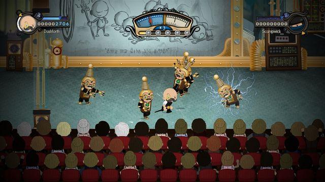 games similar to Foul Play