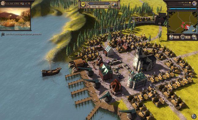 games similar to Patrician IV