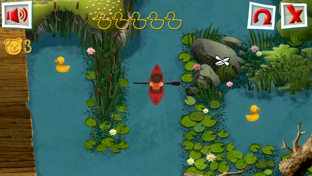 games similar to Teddy Floppy Ear   Kayaking