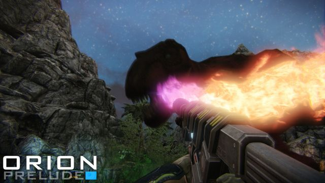 games similar to ORION: Prelude