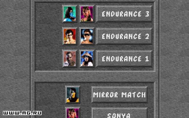 games similar to Mortal Kombat (1993)
