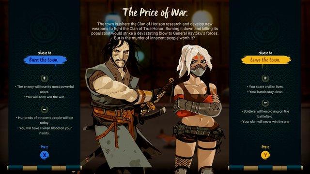 games similar to Samurai Riot
