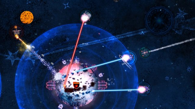games similar to Conflicks   Revolutionary Space Battles