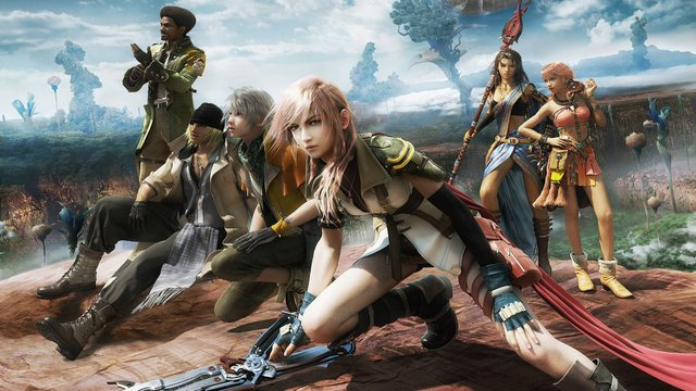 games similar to FINAL FANTASY XIII