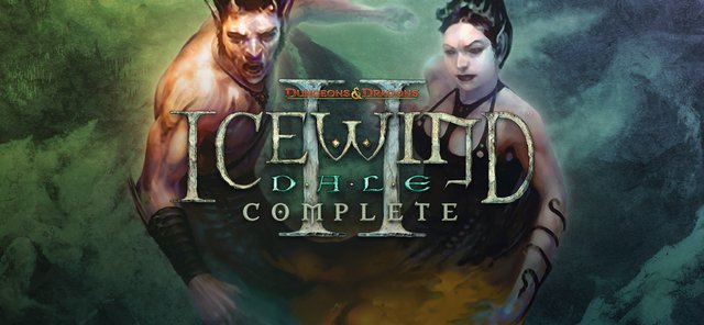 games similar to Icewind Dale 2 Complete
